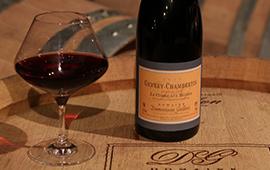 Vins rouge et blanc du Domaine Viticole Gallois en Bourgogne